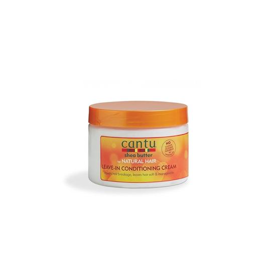 Cantu natural hair leave-in cond.cream