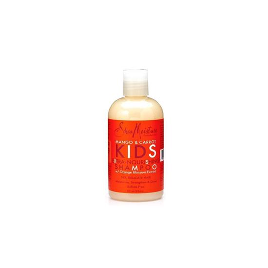 Shea mango & carrot kids shamp